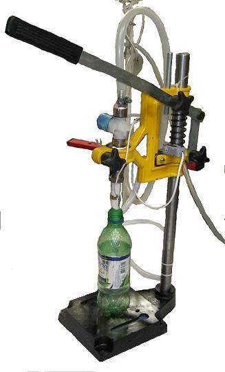 Дозатор для розлива в бутылки